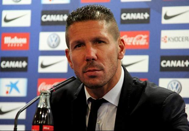 Simeone forgives Diego Costa after Europa League dismissal