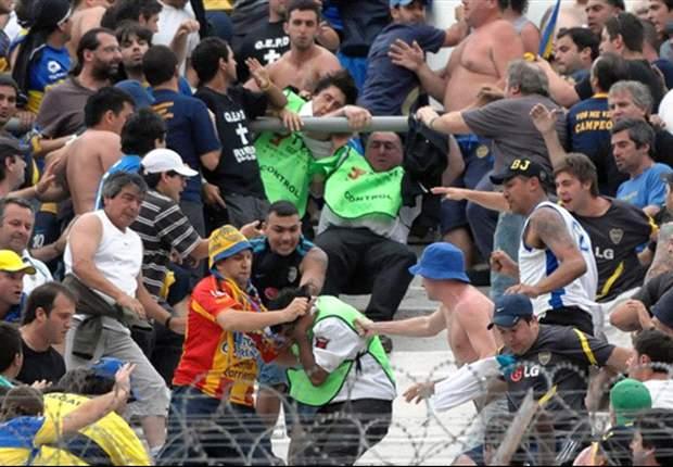 La pelea en el Monumental, el lío en Chelsea...Cuando el fútbol pasa a ser de todo menos fútbol