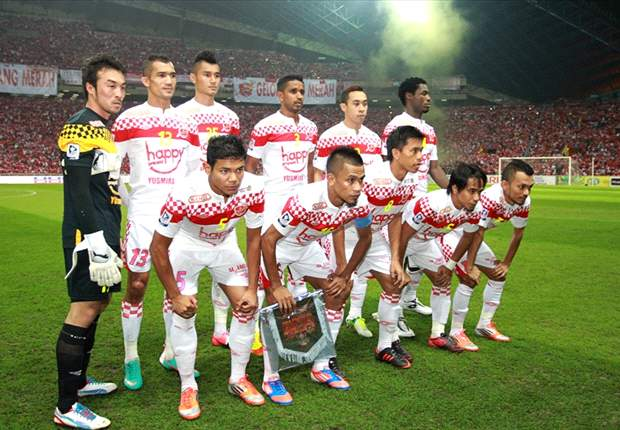 A win in this year's final will make it three from three for Kelantan.