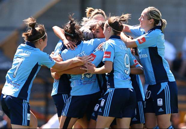W-League round-up: Sky Blues take first derby
