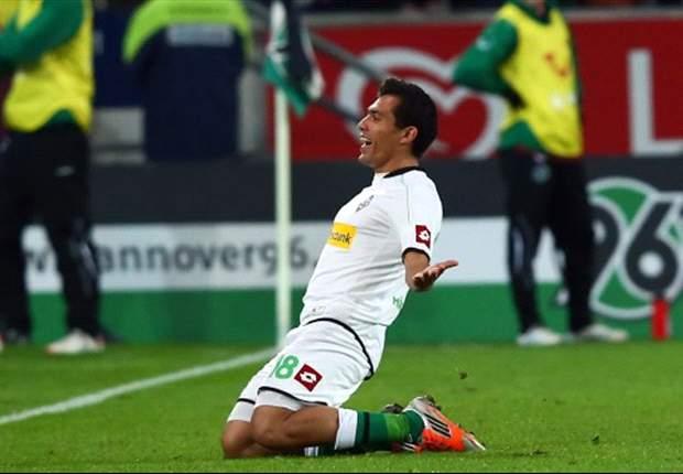 El 'Gladbach se roba un punto de Francia gracias al gol de Juan Arango