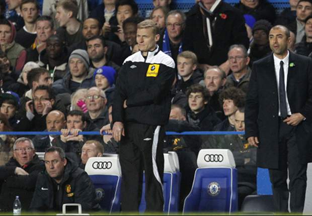 Di Matteo: Chelsea defence not good enough in West Brom defeat