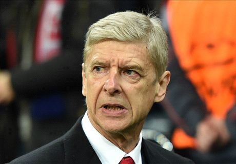 'Wenger perfect for England'
