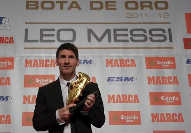 "Ballon d'Or - Messi : ""Ronaldo est le meilleur"""