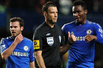 Clattenburg not selected for Premier League games for third successive week