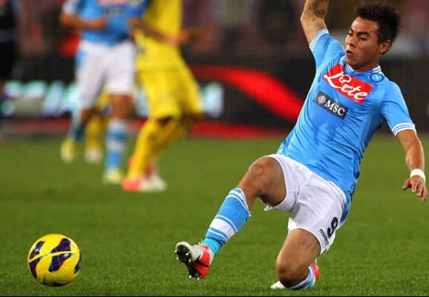 Il Napoli sta per salutare Vargas: il San Paolo vuole chiudere quanto prima, su consiglio del tecnico Ney Franco...