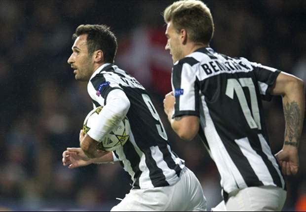 Noch ohne Sieg: Juventus Turin will gegen Nordsjaelland den ersten Dreier