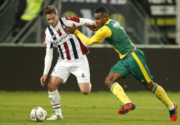 Peters mist wedstrijd tegen Ajax