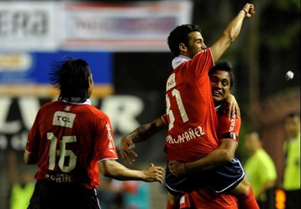 Independiente- Tigre, en suspenso