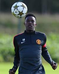 Danny Welbeck, England International