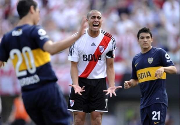 ARG, River Plate - Trezeguet veut rester
