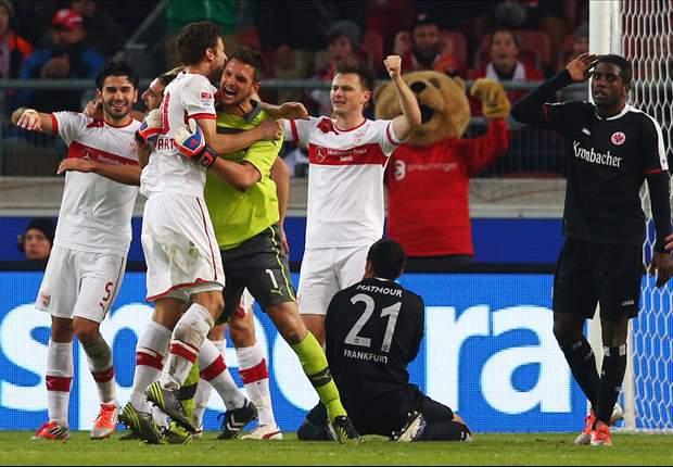 Canadians Abroad Recap: Occean's Eintracht Frankfurt slips to third