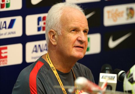 Stange: Our best was not good enough