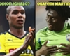Martins or Ighalo for Nigeria?