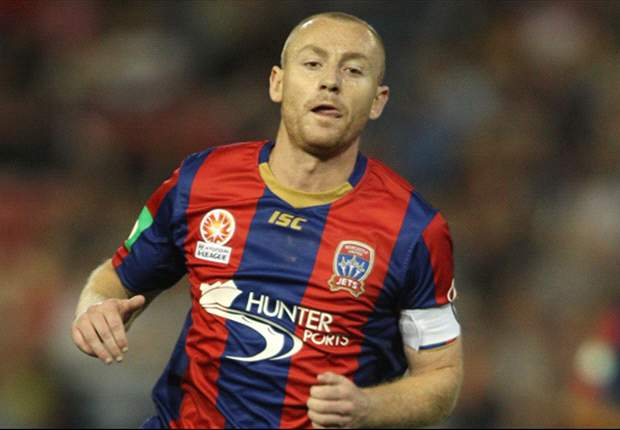 Newcastle Jets captain Wheelhouse eyes lucky No.10 in bid to break Perth jinx