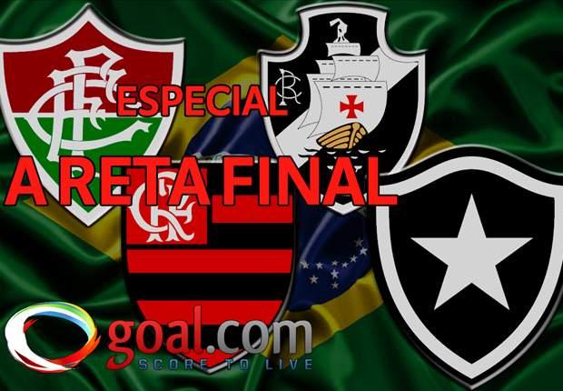 ESPECIAL: Na reta final! O desempenhos dos clubes cariocas do Brasileirão na hora de decidir
