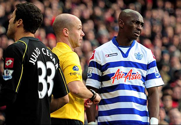 Mbia backs QPR boss Redknapp over Bosingwa issue