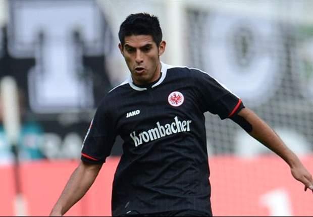 Schwerer Schlag für Eintracht Frankfurt: Carlos Zambrano fällt aus
