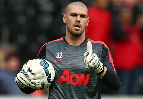 Valdes delight after Man Utd exit