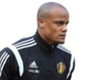 Kompany withdraws from Belgium squad