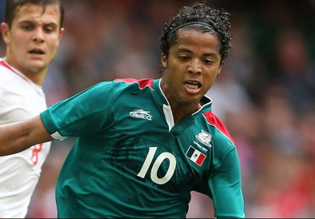 Gio dos Santos adds even more punch to Mexico's attack.