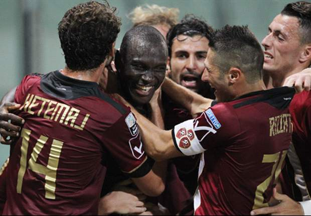 Coupe d'Italie - Reggina poursuit sa route