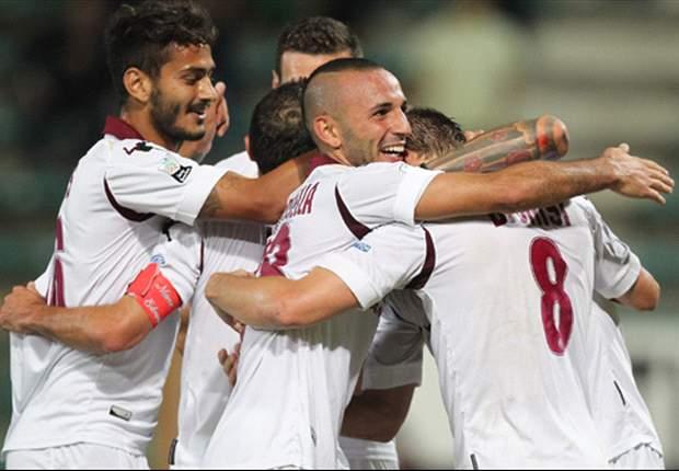 Livorno-Varese 2-0: C'è la firma di Dionisi nel successo che vale l'aggancio al Verona