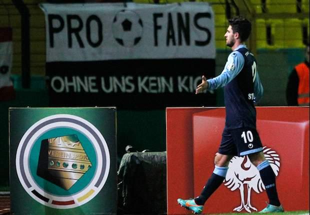 REVIEW DFB-Pokal: Para Tamu Melenggang