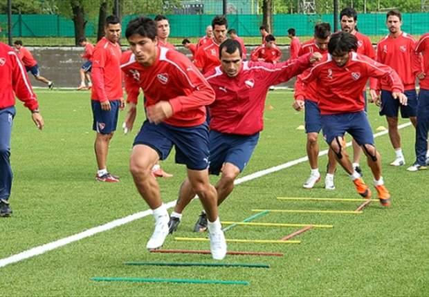Gallego planifica otro Independiente para recibir a River