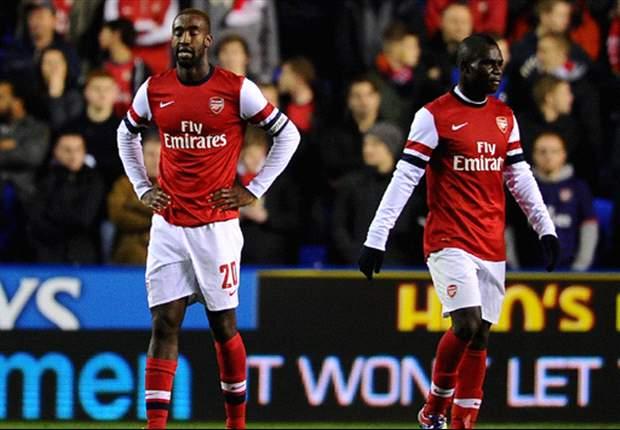 Frimpong vor dem Aus beim FC Arsenal