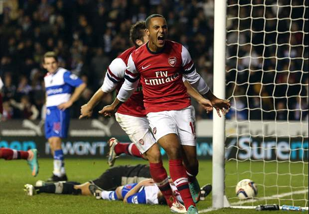 Word on the Tweet: Reading strikers' disbelief at Arsenal result & Halloween takes over