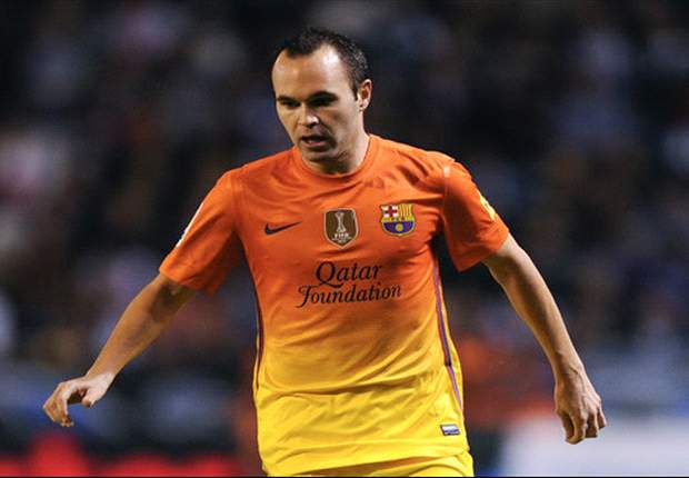 Iniesta und der FC Barcelona bald wieder Top of the World?