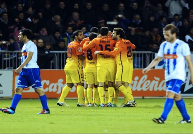 Rafael Berges: Sólo podría frenar a Messi con un tirachinas