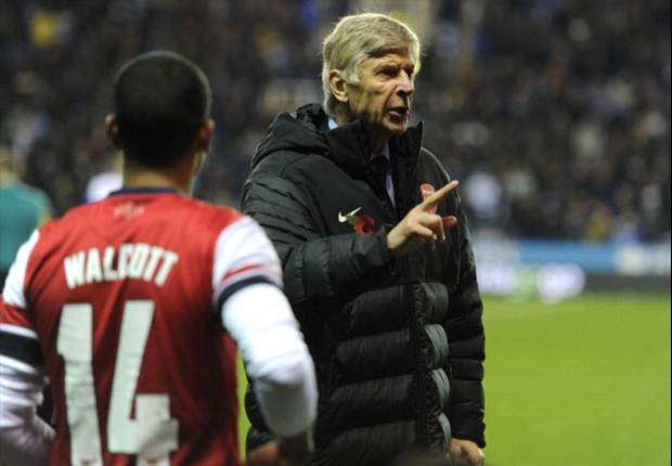 Theo Walcott Buat Arsene Wenger Frustrasi