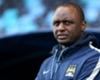 Vieira weighs up Man City loan swoop