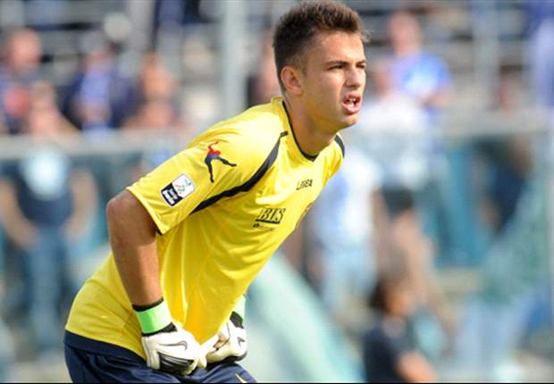Leali targets Buffon's place at Juventus within three years