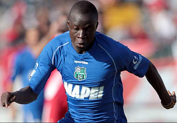 Parma will not allow me to join Genoa – Sassuolo's Yussif Chibsah