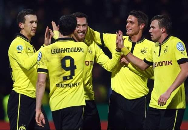 BVB holt den Wintercup! Erster Titel für Dortmund in 2013
