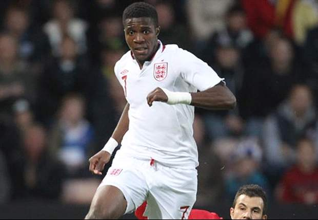 Step aside Messi & Ronaldo, Arsenal target Wilf Zaha is just too good for you