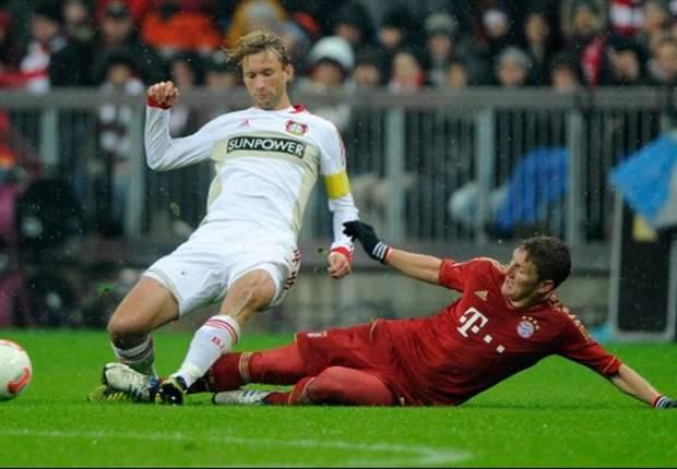Simon Rolfes will Bayern und Dortmund herausfordern.