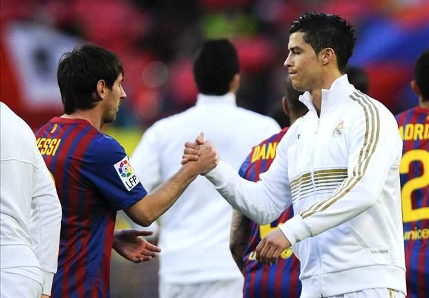 Real Madrid - Barcelona se cruzan por la ida de semifinal