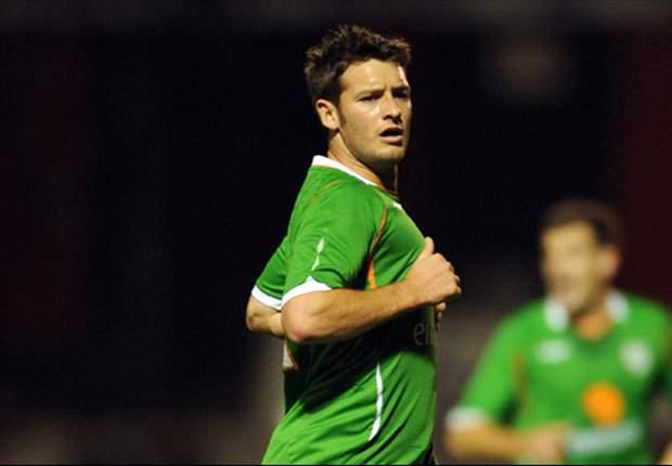 Hoolahan named in provisional Ireland squad
