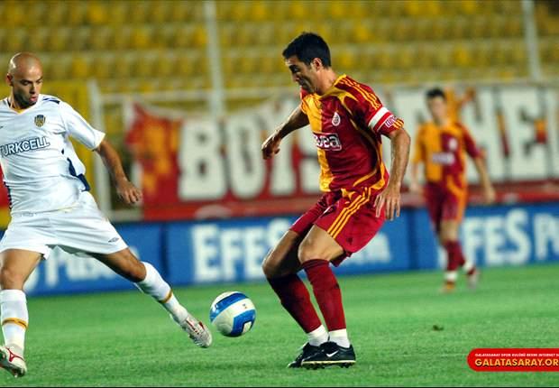 """Hakan Şükür: """"De club heeft goud in handen"""""""