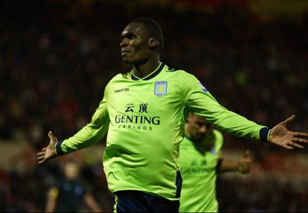 Benteke's potential is 'frightening,' says Villa boss Lambert