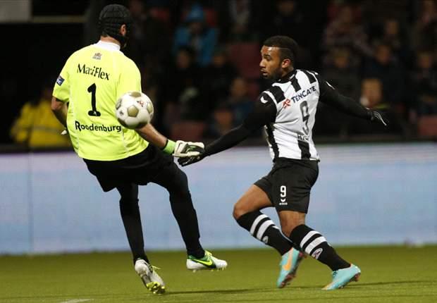 'Feyenoord meldt zich voor Armenteros'