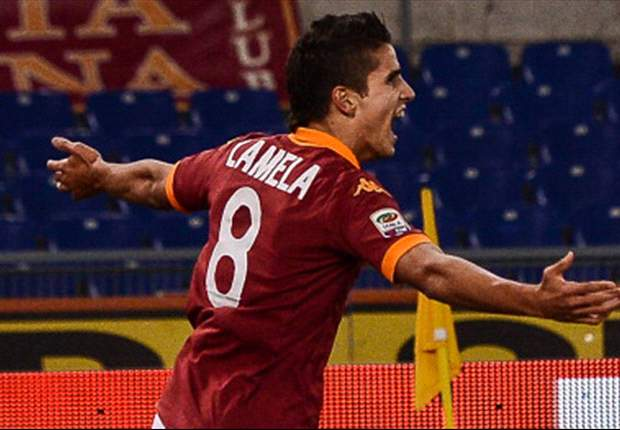 Parma 3-2 Roma: Erik Lamela volvió a convertir para Roma