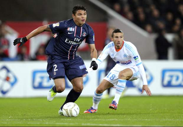 Thiago Silva not leaving Paris Saint-Germain, says agent