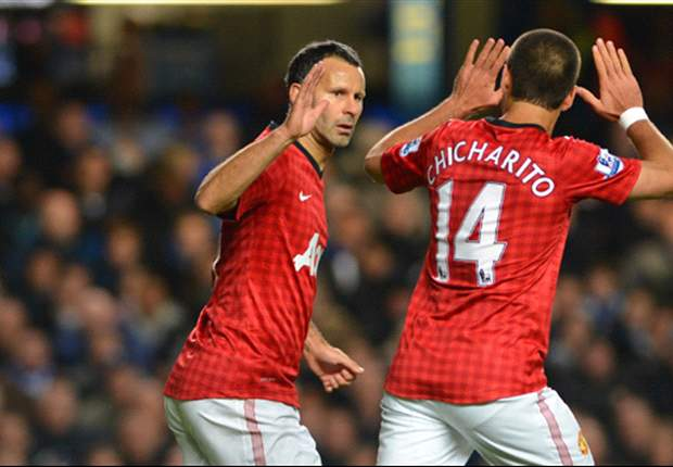 Giggs hails Manchester United mentality after last season's Champions League disappointments