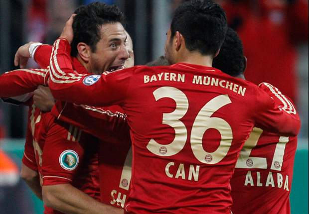 Bayern Múnich, Bayer Leverkusen, Stuttgart y Wolfsburgo pasan a cuartos de final de la Copa de Alemania
