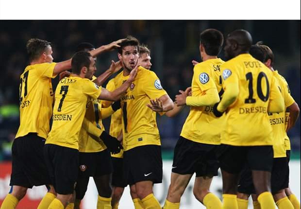 2. Liga: Benjamin Kirsten und Tobias Müller sichern Dynamo Dresden drei ganz wichtige Punkte